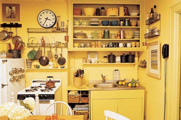 ТОП-10 идей для маленькой кухни фото 18
