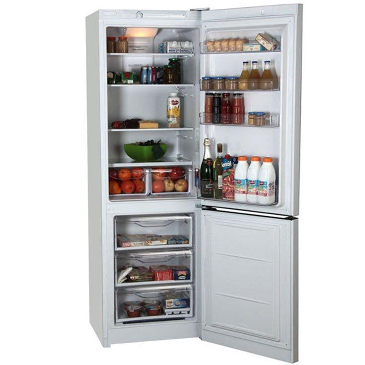 Холодильник Indesit DF 4181 W (Россия) - 8 место в рейтинге лучших холодильников по качеству и надежности