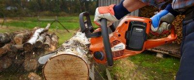 Выбор бензопилы – «зубастого» помощника в распиловке древесины