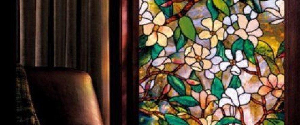 5 крутых витражных плёнок для стёкол с AliExpress