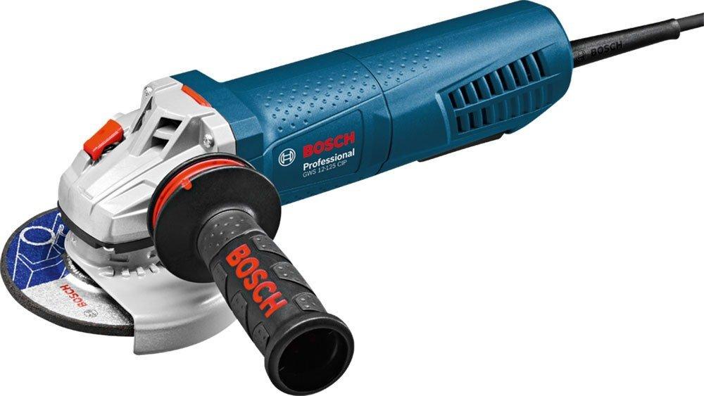 ТОП-5 лучших моделей болгарок. Bosch GWS 12-125 CIE