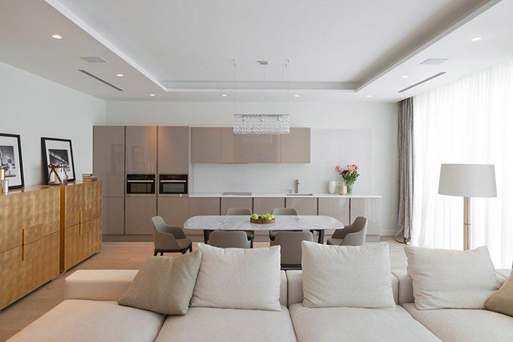 Мягкая мебель для гостиной: 10 идей интерьера фото 01-05