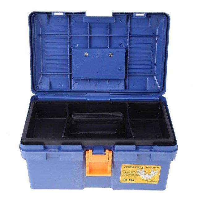 Двухуровневый ящик для инструментаAlloet