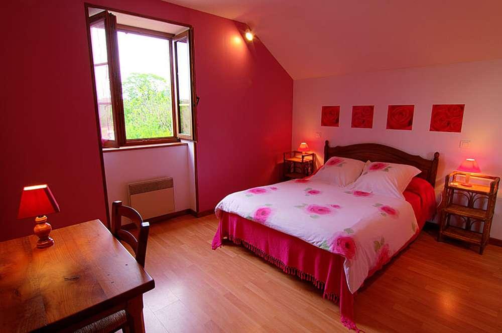 Романтический стиль спальни - эротично и только для двоих!