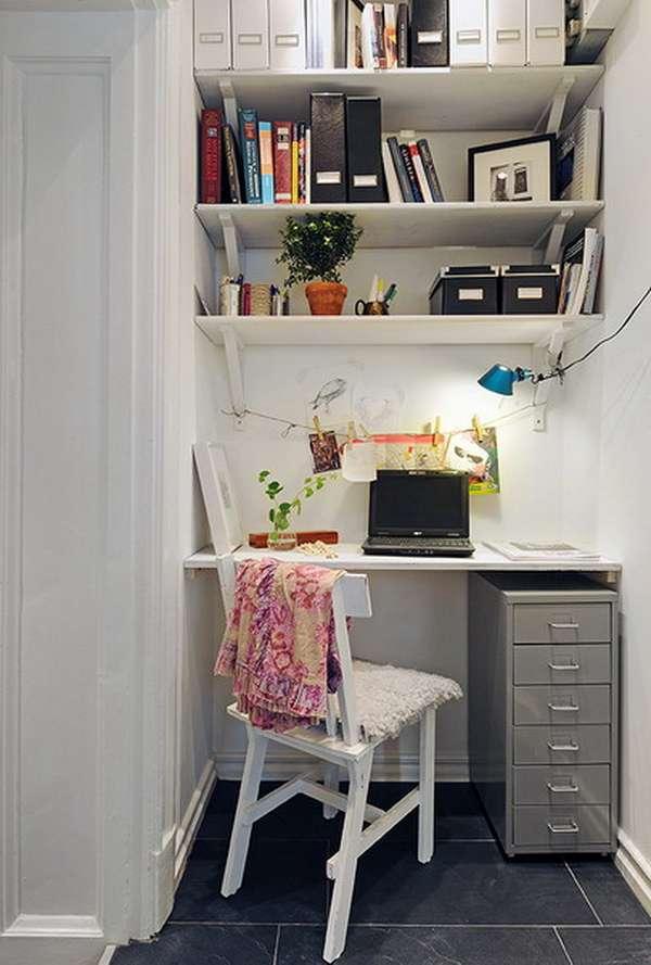 Оригинальные идеи для организации рабочего пространства в доме