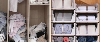 5 идей быстро навести идеальный порядок в шкафу с AliExpress