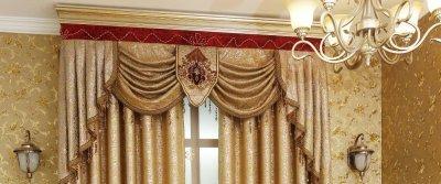 5 роскошных комплектов штор с AliExpress