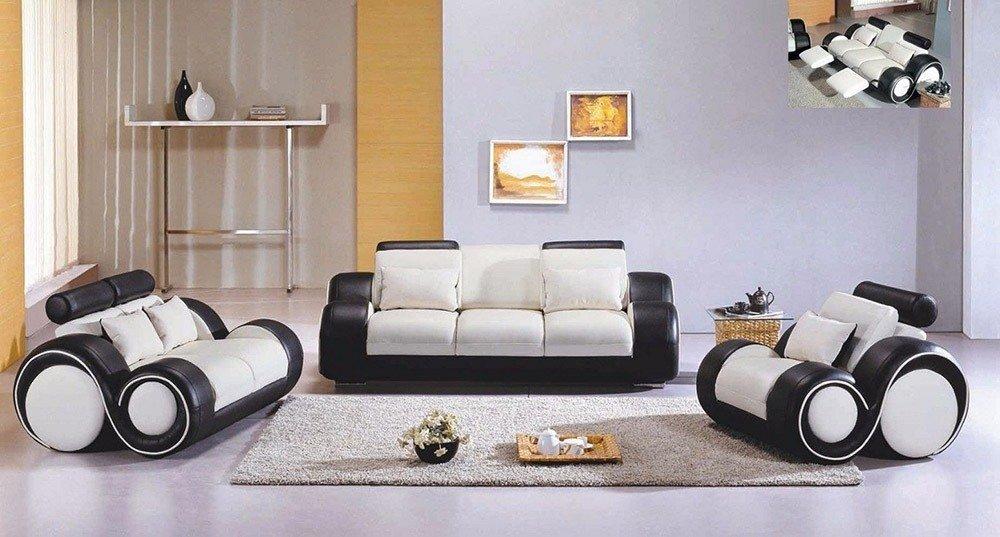 Мягкая мебель для гостиной: 10 идей интерьера фото 03-01