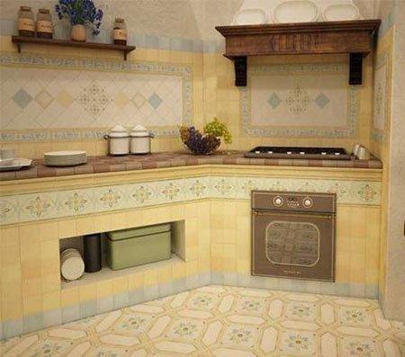 как выбрать плитку для кухни фото 3