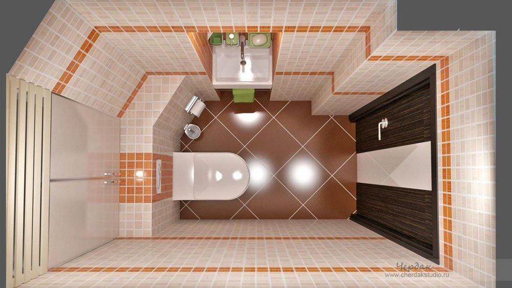 Как правильно класть напольную плитку в туалете