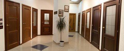 Комбинированные межкомнатные двери, типы межкомнатных дверей