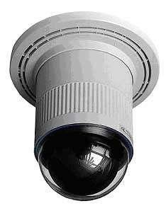 Современная высокоскоростная купольная видеокамера для внутренней установки Panasonic WV-CS850