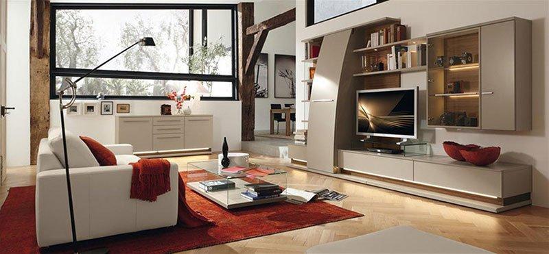 Современная мебель для гостиной фото 2