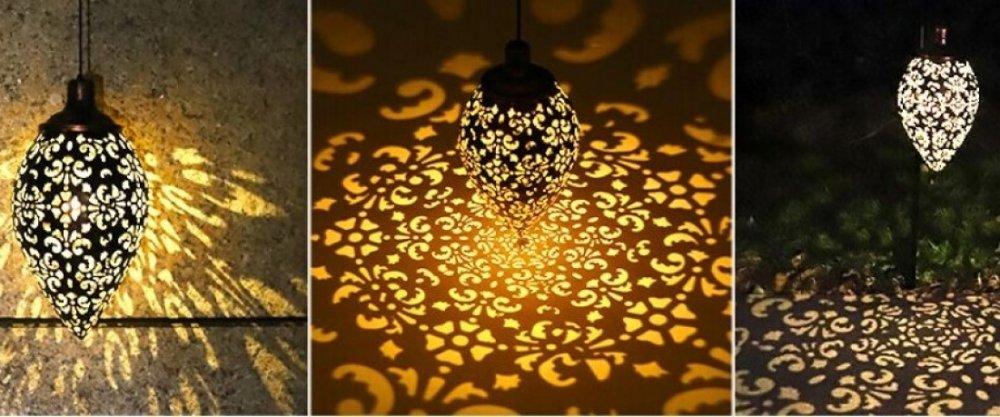 5 отличных садовых ламп с AliExpress