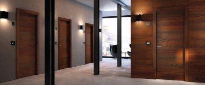 Современные двери для гостиниц: изящество форм и надежность основания