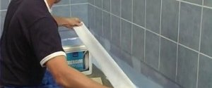 Как сделать гидроизоляцию в ванной