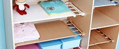 5 отличных дополнительных полочек для шкафа от Aliexpress