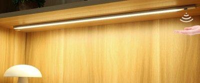 5 ламп с датчиком движения с AliExpress