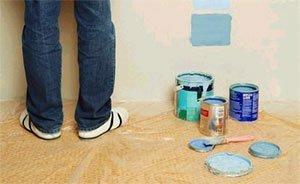 Как обновить стены
