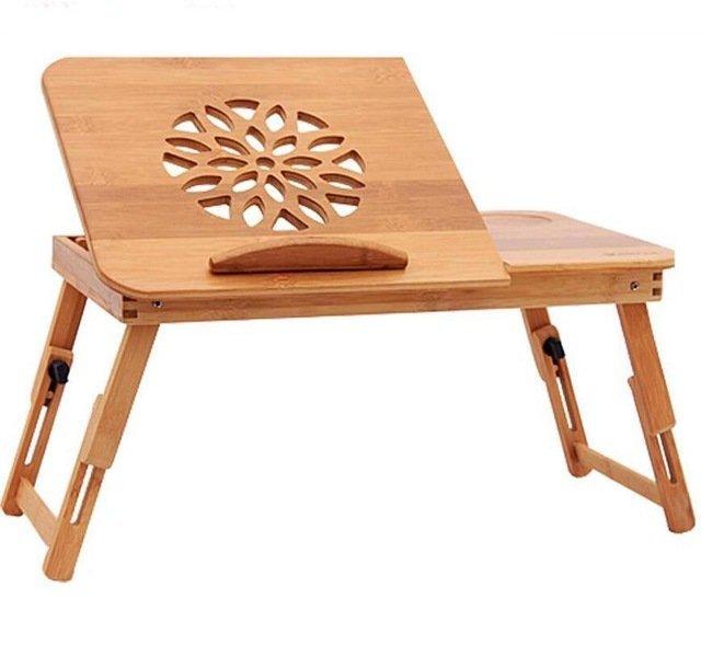 Деревянный стол для ноутбукаSUFEILE