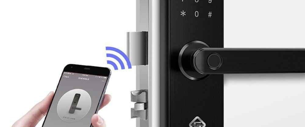 5 электронных замков на дверь с AliExpress