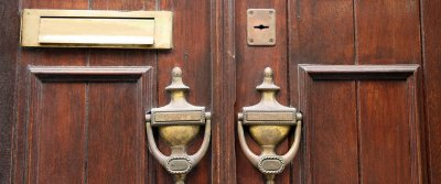Новая мода на старые деревянные двери