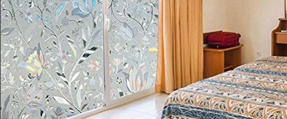 ТОП-5 стильных самоклеек для стекол от AliExpress