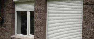 Рольставни на окнах — красота и защита