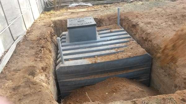 пластиковый погреб фото 5