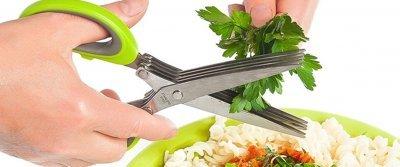 5 крутейших кухонных ножниц с AliExpress