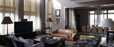 Как сочетать разную по стилю мебель?