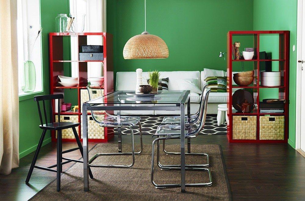 Сочетания зеленого цвета в интерьере в стиле арт-деко