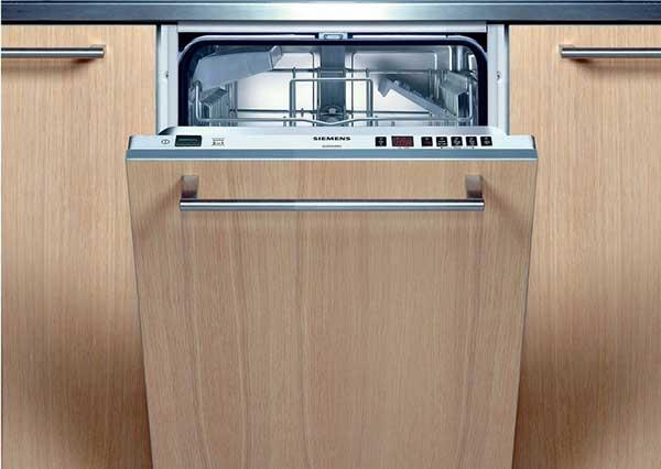 Рейтинг посудомоечных машин 2018, Siemens SR 64M030 (Германия)