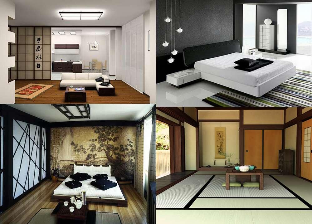 Японский стиль в интерьере фото 3