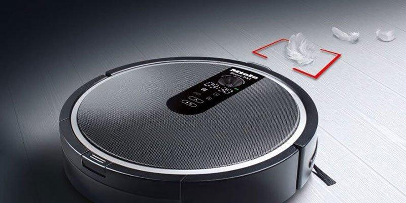 Робот-пылесос Miele SJQL0 Scout RX1 - 4 место в рейтинге лучших моделей роботов-пылесосов