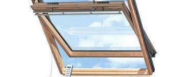 Установка мансардных окон. Как определить нужный размер мансардного окна?
