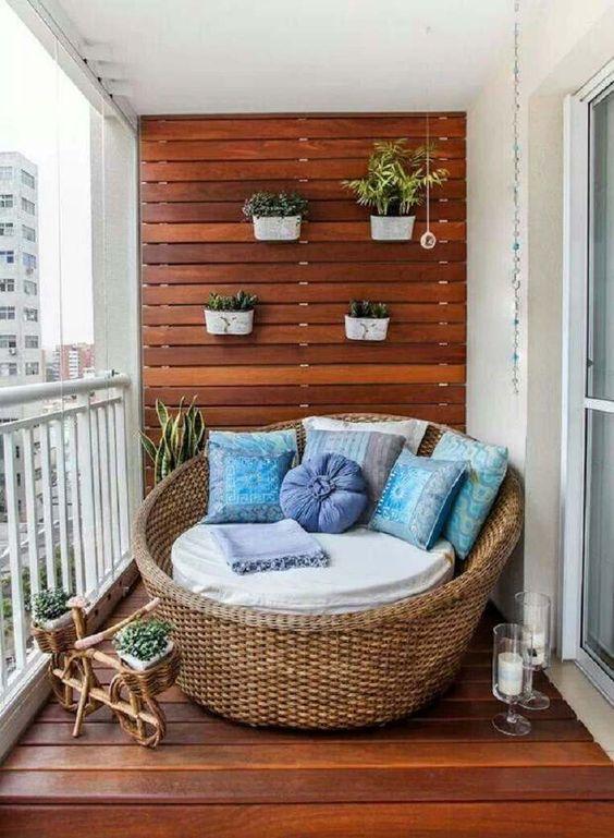 Обустройство балкона - 10 практических совета