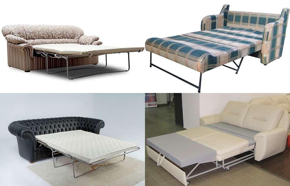 Механизм раскладывания диванов