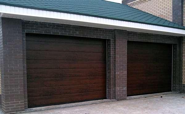 Ворота гаражные автоматические от компании Hoermann
