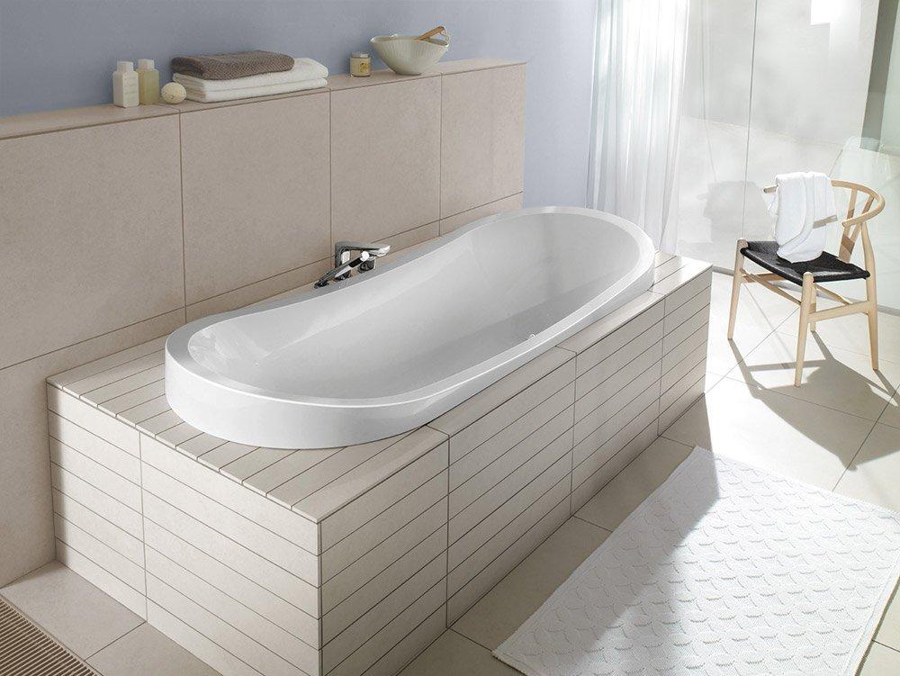 Рейтинг производителей акриловых ванн. Villeroy & Boch