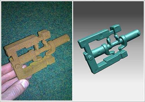 Использование 3D сканеров и 3D сканирование в строительстве