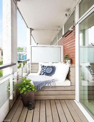 100+ trendy design ideas of balcony and loggia 2017 with pho.