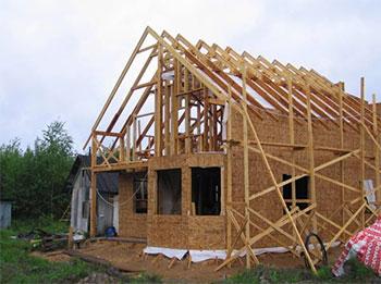 Каркасные дома – плюсы и минусы