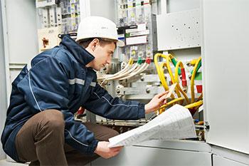 Электрика в офисе