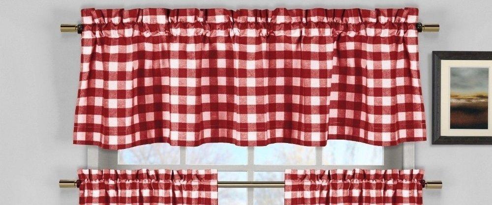 5 чудесных штор для кухни из AliExpress