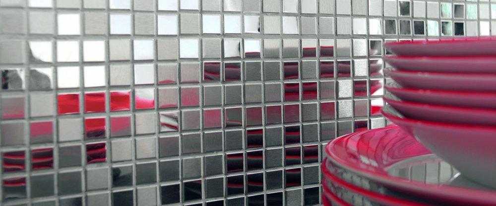 Используем мозаику и плитку в качестве элементов инетрьера