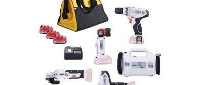 5 наилучших аккумуляторных инструментов с AliExpress