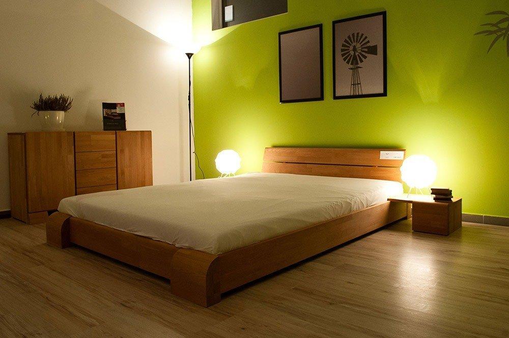 Сочетания зеленого цвета в интерьере спальни фото 2