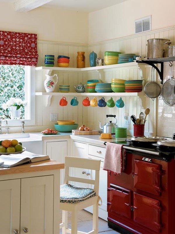 ТОП-10 идей для маленькой кухни фото 19