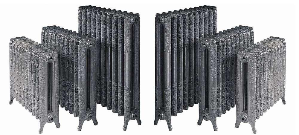 чугунные радиаторы отопления фото 2